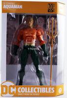 """DC Collectibles DC Comics Essentials Aquaman Figure 6"""" USA Seller IN STOCK"""