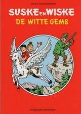 Suske en Wiske (Fruitmasters): De witte Gems.         Reclame-uitgave!