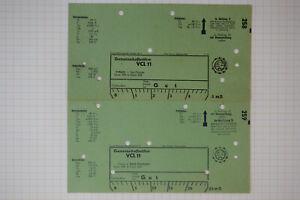 Röhre VCL11 VCL 11 TrioTron/Tungsram/Valvo/Philips/Telefunken