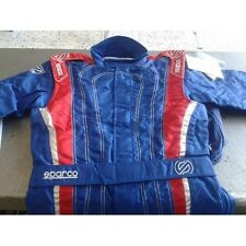 Sparco SAETTA Karting Race Suit Sparco 54 Size Blue Level 2 Kart Fast Delivery