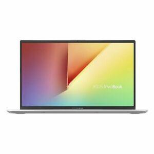 ASUS Vivobook 15.6 FHD Laptop i3-1005G1 128GB SSD 4GB RAM - Transparent Silver