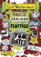 Tom Gates 12: Toms geniales Meisterwerk (Familie, Freunde und andere fluffige Viecher) von Liz Pichon (2020, Taschenbuch)
