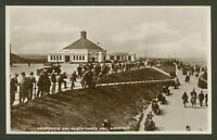 Postcard. Aberdeen. Promenade & Beach Dance Hall - Vintage Real Photographic PC