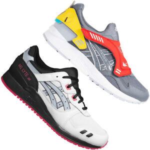 ASICS Tiger GEL-Lyte Herren Damen Unsiex Freizeit Schuhe Sneaker mehrfarbig neu