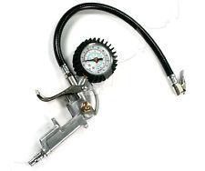Air Tyre Inflator with Pressure Gauge Airline Compressor Car Van Tire Tool