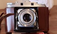 Agfa Isolette III  -f4.5 / 85mm Solinar  NEW GREY bellows -CLA'd