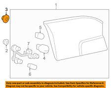 GM OEM-Spoiler Mounting Nut 11514294