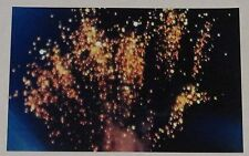 "Photography Unframed 4x6 Print, ""Firework"", Sky, Colorful, Bright, Celebration"
