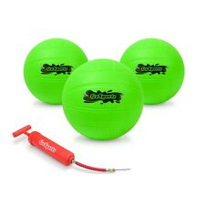 GoSports Water Volleyball 3 Pack | Great for Pool Volleyball Sports