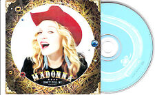 CD CARTONNE CARDSLEEVE MADONNA DON'T  TELL ME 2T