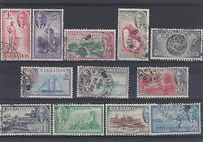 Ships, Boats Barbadian Stamps (Pre-1966)