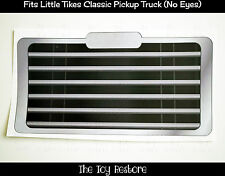 New Replacement Grill 1  Decals fits Little Tikes Tykes Cozy Coupe Truck No eyes
