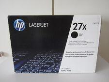 Original tóner HP 27x (c4127x) LaserJet 4000, 4050 del comerciante nuevo & OVP