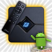 Android TV Box UHD 4K 3D Omni 9X Core Mini PC Streaming Media Hub Device NEW!
