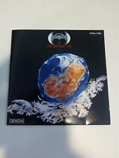 LOUDNESS THE BIRTHDAY EVE JAPAN CD PLEASE READ FULL DESCRIPTION BELOW