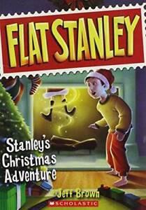 Stanley's Christmas Adventure (Flat Stanley) - Paperback - VERY GOOD