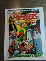 THE AVENGERS #96 VF-FN  (1972)Marvel comics~
