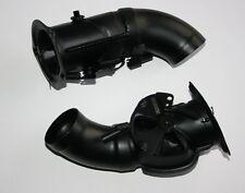FOR PORSCHE 911 SET HEATER CONTROL BOX VALVE R + L BLACK STAINLESS STEEL NEW