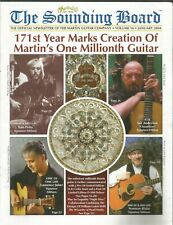 The Sounding Board January 2004 Official Newsletter Of Martin Guitar Company