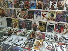 130 ALL Marvel VARIANT Comic Lot Iron Man X-Men Spider-Man Sketch HI GRADE NM/M