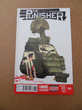 Punisher 8 . Marvel 2014 . VF