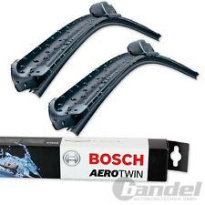 BOSCH AEROTWIN SCHEIBENWISCHER VORNE BMW X5 E70 + X6 E71  * NUR bis Bj 9/2011 *