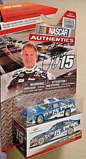 CLINT BOWYER 2013 1/64 #15 NASCAR AUTHENTICS PEAK ANTIFREEZE AUTOGRAPHED TOYOTA