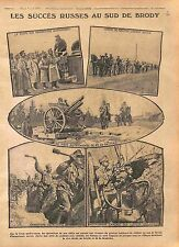 Soups Austria Prisoners Imperial Russian Army Battle of Brody Graborka 1916 WWI