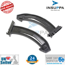 VAUXHALL/OPEL ASTRA G GLOVE BOX GUIDE BRACKET HINGES(2X) TRIM REPAIR SET 5114275