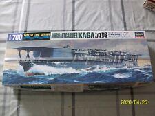 Hasegawa 1:700 Japanese aircraft Carrier 'Kaga'