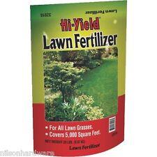 Hi-Yield 20# Analysis: 15-0-10 Lawn Grass Plant Food Fertilizer 32018