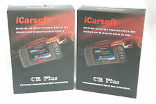 ICarsoft CR PLUS OBD diagnosi si adatta per IVECO ABS, airbag, ECU...
