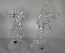 RCR Royal Crystal Ballet Ballerina Ballroom Dance  Couple Figurine Lot Of 2
