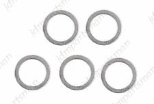 (5) Volvo Oil Drain Plug Washers Gasket 977751 V40 S60 V70 XC90 850 S80 V70 XC70