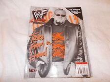 WWE Wrestling Magazine January 2001 Tazz