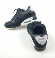 Nike Air Max 90 Premium Black In Women's Athletic Shoes for
