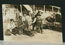 """1925 """"Our Gang"""" Comedies w/ 6 Members Including Fatty Joe Cobb, Vintage 1 Photo"""
