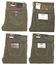 PIONEER ® RON Feincord Jeans STRETCH Gr. wählbar - Hellbraun / Kakao 1.Wahl NEU