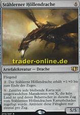 Stählerner Höllendrache (Steel Hellkite) Commander 2014 Magic