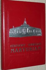 1996 Kentucky Christian College Yearbook Annual Grayson KY - Marturian