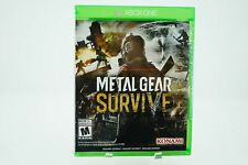 Metal Gear Survive: Xbox One