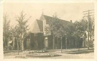 Episcopal Church C-1910 Huron South Dakota RPPC real Photo 12702