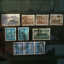 BANGLADESH Mixed Used Stamps Collection (No250)