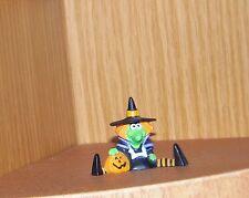 Hallmark Merry Miniature 1986 Split Witch Halloween
