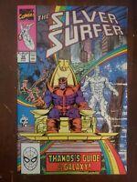 Silver Surfer #35 1989 (Ron Lim) Marvel