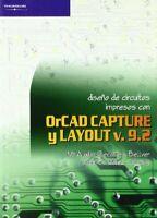 Diseño de circuitos impresos con Orcad Capturey Layout V. 9.2