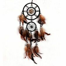 Double Ring Large Dream Catcher With Shell Handmade Crafts Car Room Decoration