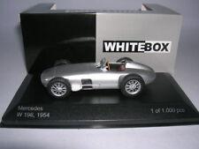 Whitebox Mercedes W 196 silber silver Baujahr 1954, 1:43 Lim. 1000 Stück WB149