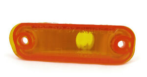 New Genuine GM OEM Side Marker Light 5974618, Amber RH Front or LH Rear
