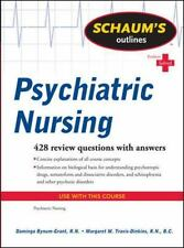 Schaum's Outline of Psychiatric Nursing Schaum's Outlines